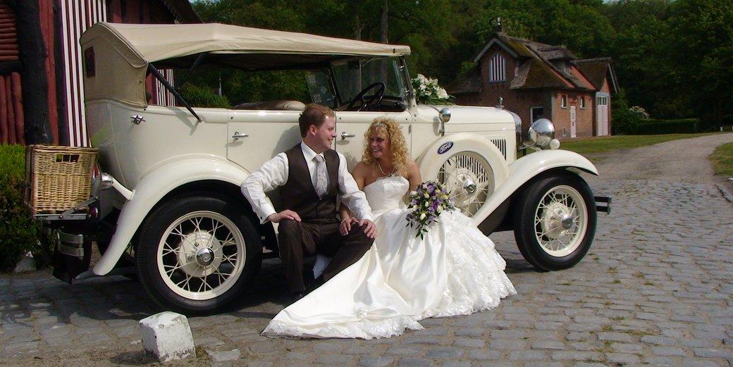Huwelijk Ramona & Kenny